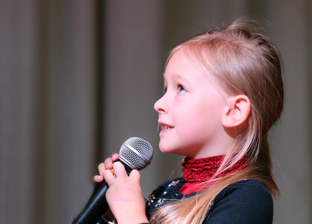 Sång och musik för barn